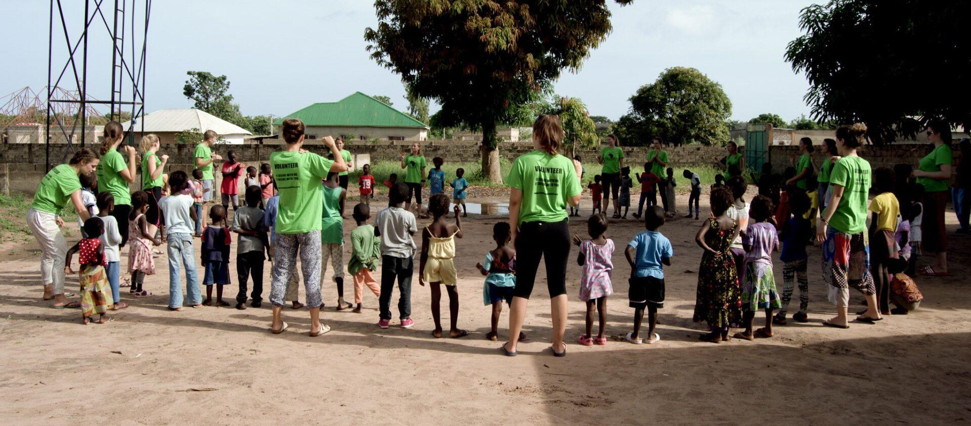 Travel as Volunteer